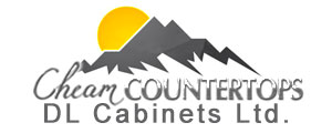 DL Cabinets Ltd | Cheam Countertops Logo